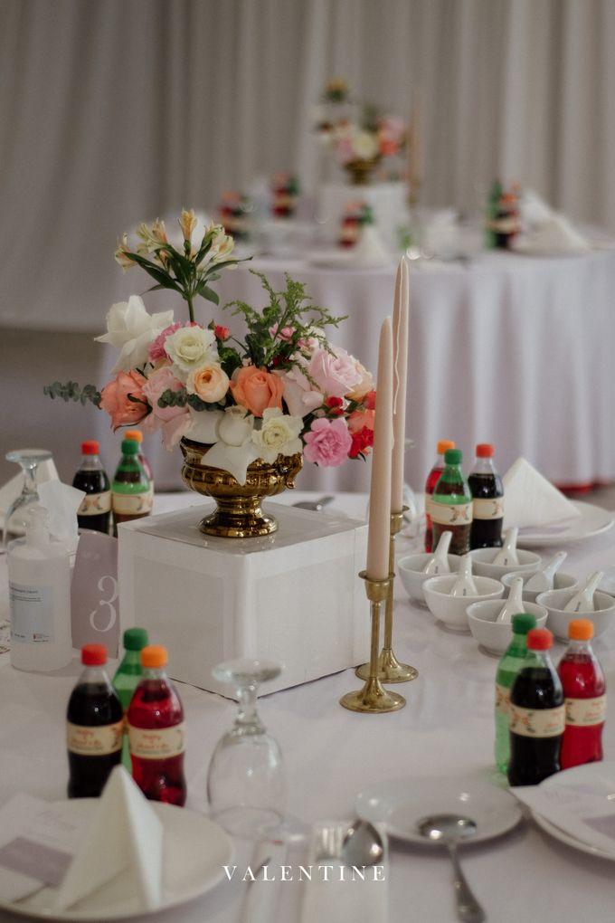Edward & Ria Wedding Decoration by Valentine Wedding Decoration - 012
