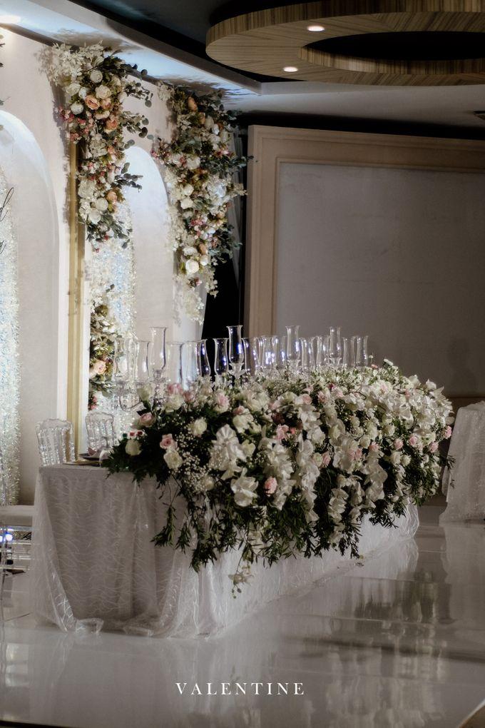 Edward & Ria Wedding Decoration by Valentine Wedding Decoration - 013