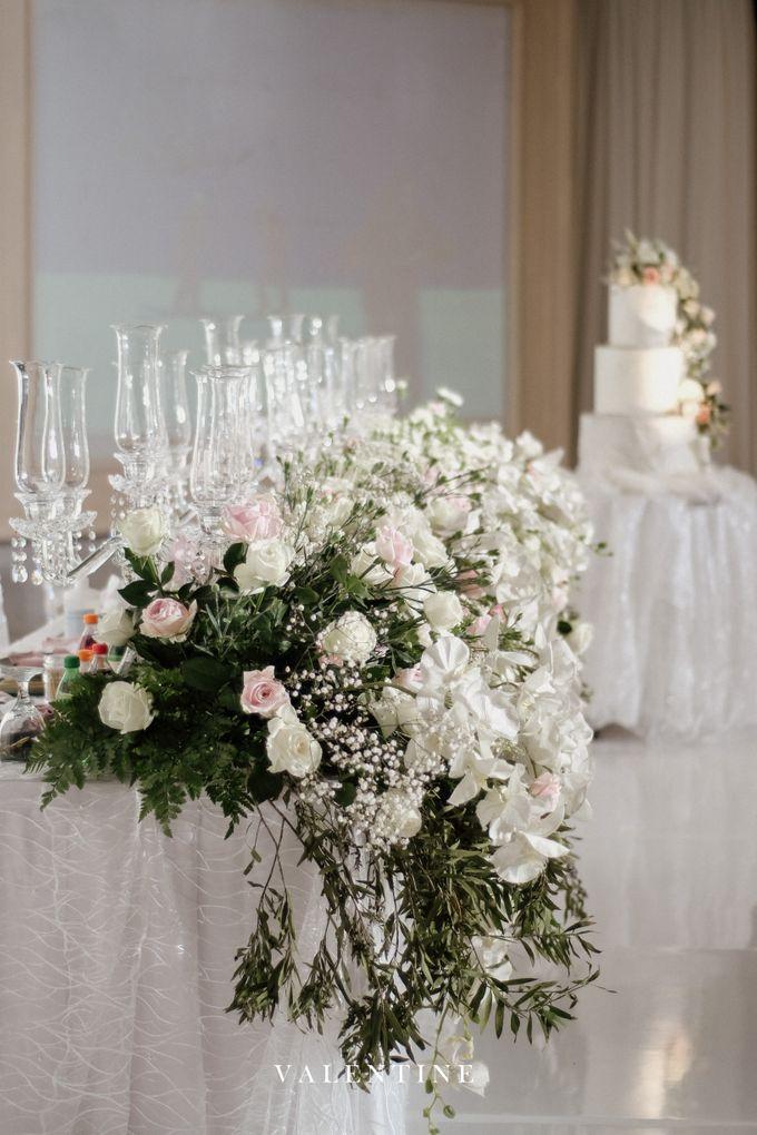 Edward & Ria Wedding Decoration by Valentine Wedding Decoration - 014