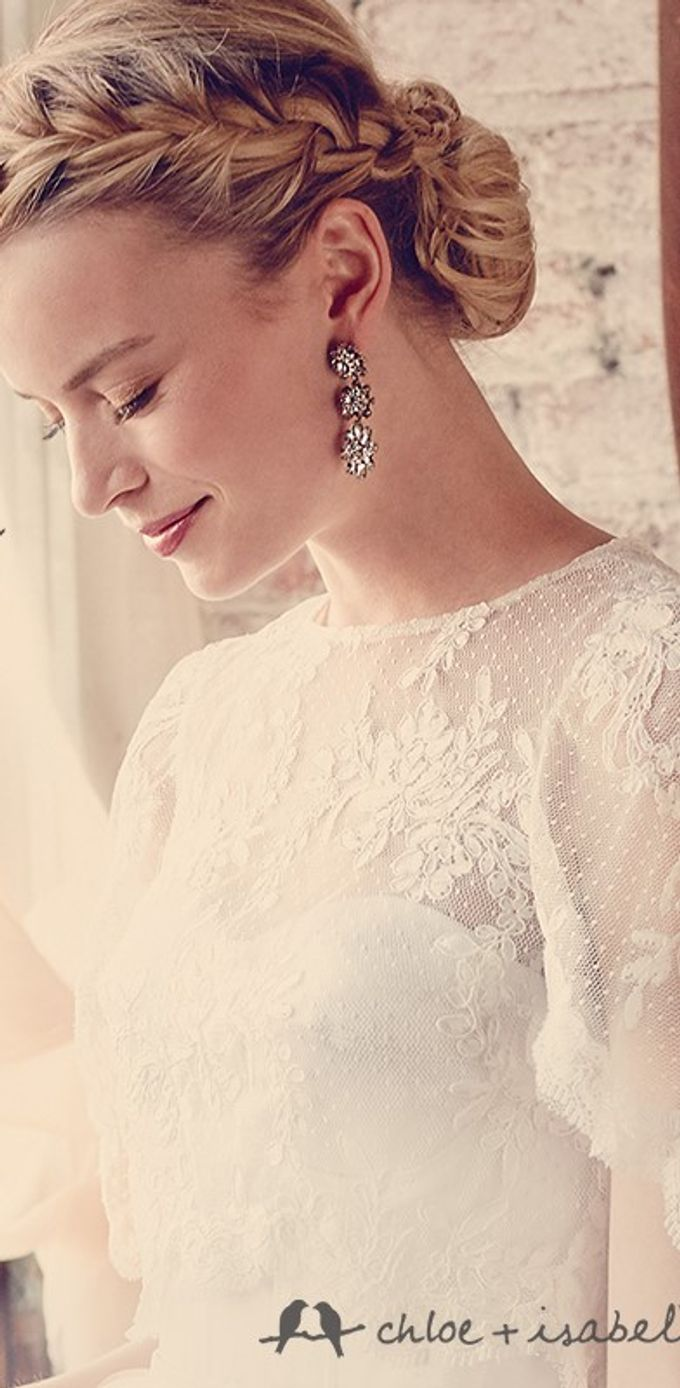 Jewelry on Brides by C & I by Luxe Line - 003