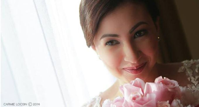 Bridal Make up by Carmie Locsin Makeup - 006