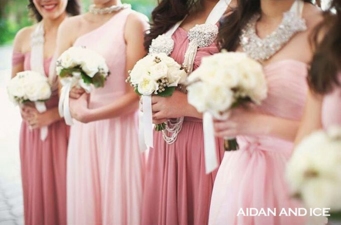The Bridesmaids by Aidan and Ice - 001