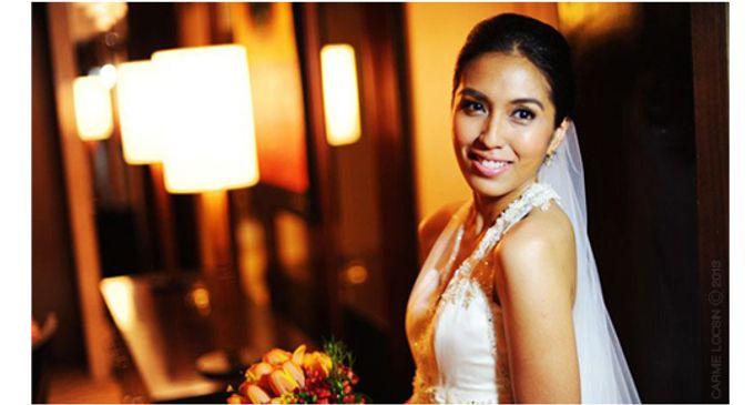 Bridal Make Up by Carmie Locsin Makeup - 002