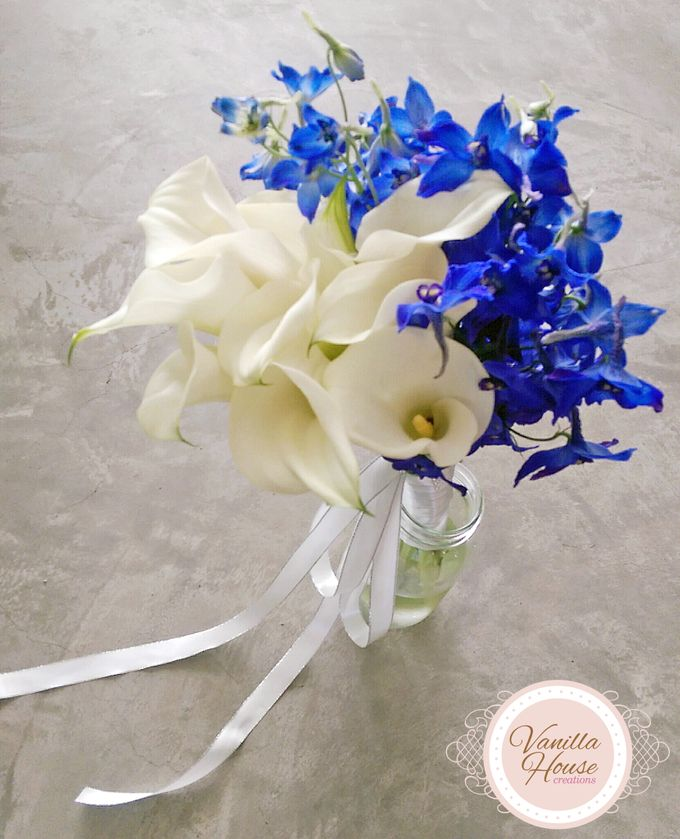 Bridal Bouquets by Vanilla House Creations - 005