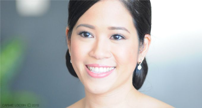 Bridal Make Up by Carmie Locsin Makeup - 004