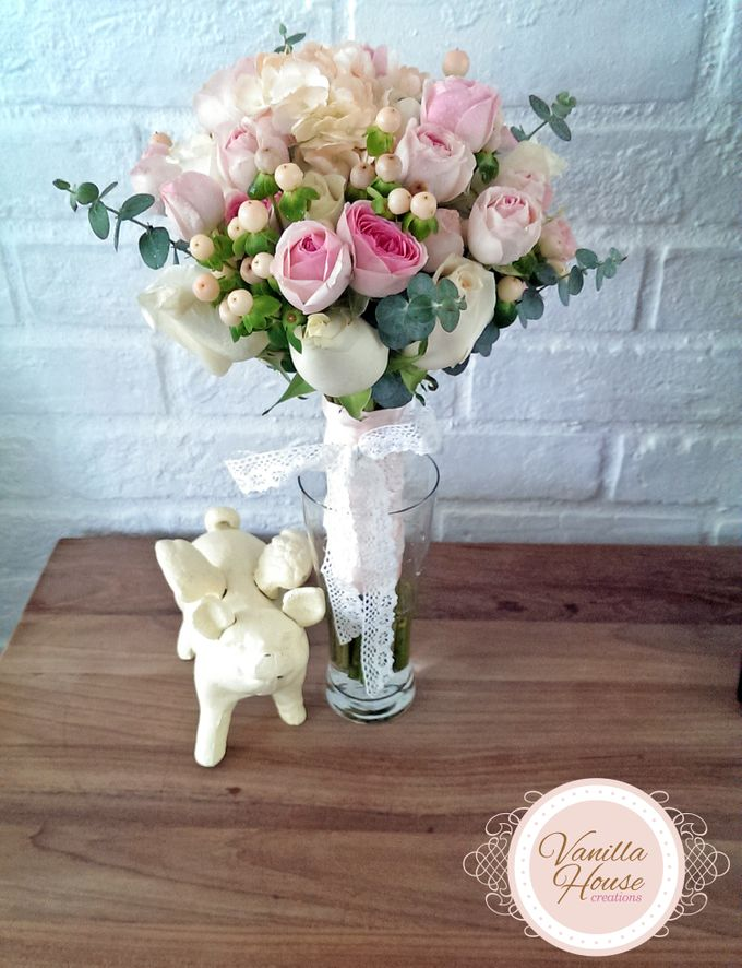 Bridal Bouquets by Vanilla House Creations - 004