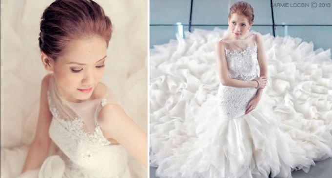 Bridal Make Up by Carmie Locsin Makeup - 005