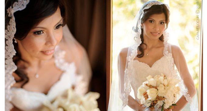Bridal Make Up by Carmie Locsin Makeup - 006