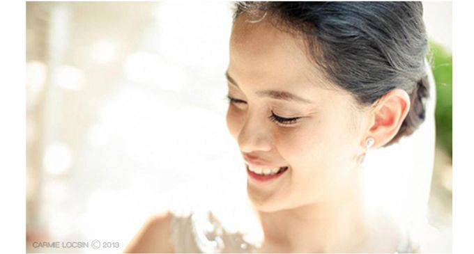 Bridal Make Up by Carmie Locsin Makeup - 007
