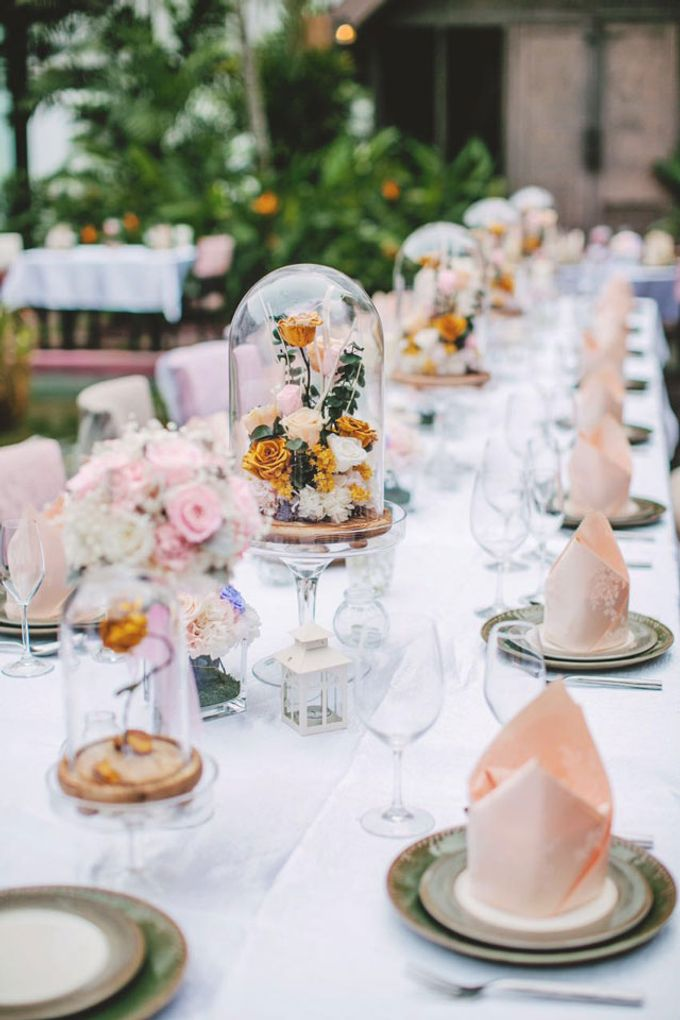 Preserved Flower Wedding Event by BloomBack - 005