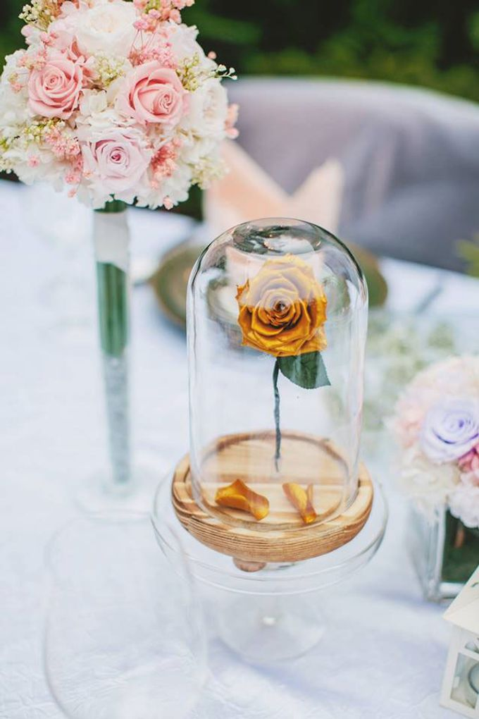 Preserved Flower Wedding Event by BloomBack - 006