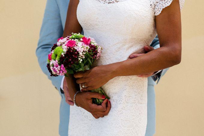 An Afro American wedding in Greece by MarrymeinGreece - 006