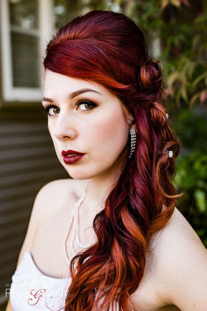 Bridal Looks by Cinthia Torres Makeup Artistry - 006
