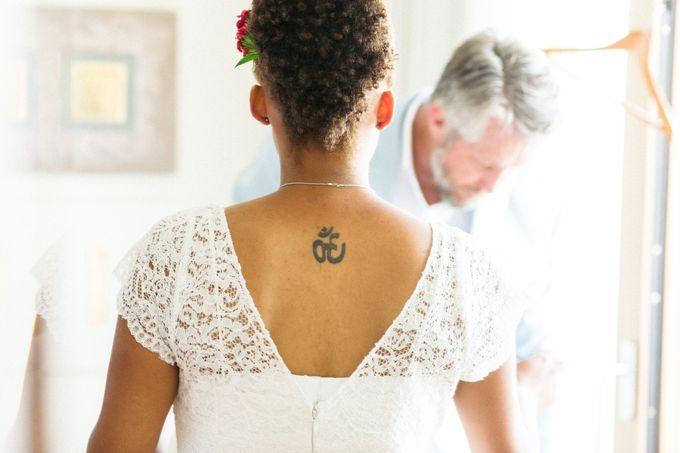 An Afro American wedding in Greece by MarrymeinGreece - 008