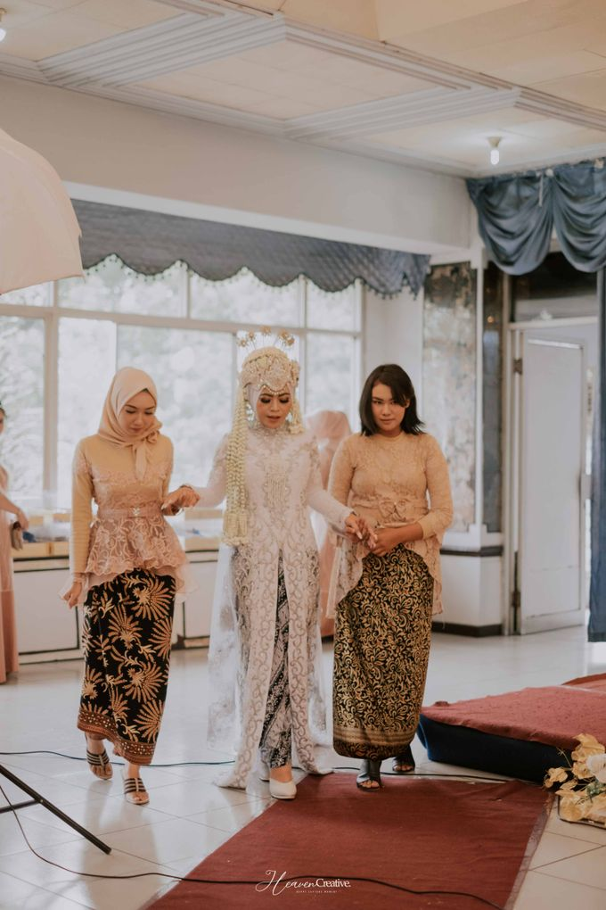 Risma and Ikhsan Wedding Candid by Heaven Creative - 002
