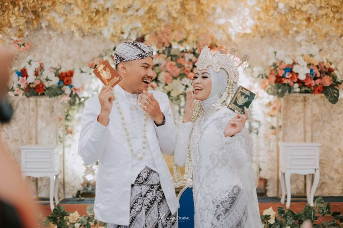 Risma and Ikhsan Wedding Candid by Heaven Creative - 006