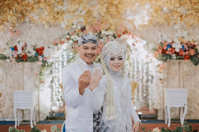 Risma and Ikhsan Wedding Candid by Heaven Creative - 007