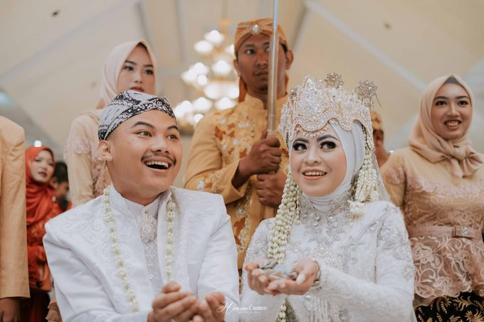 Risma and Ikhsan Wedding Candid by Heaven Creative - 008