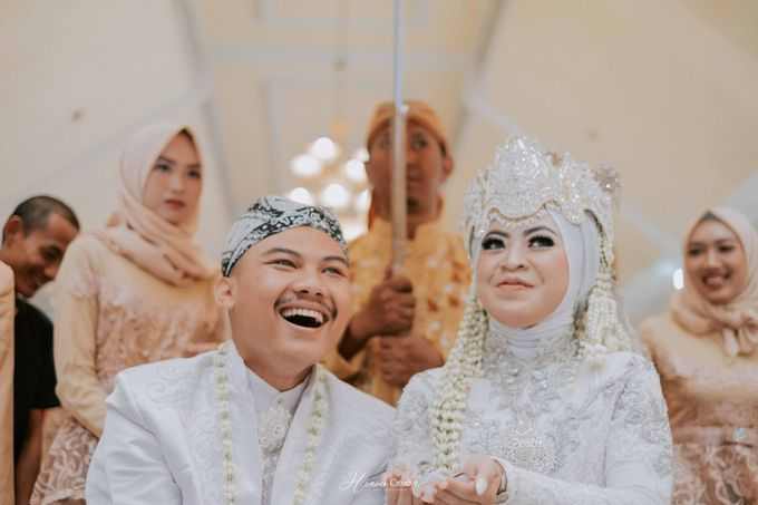 Risma and Ikhsan Wedding Candid by Heaven Creative - 009