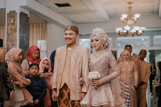 Risma and Ikhsan Wedding Candid by Heaven Creative - 011