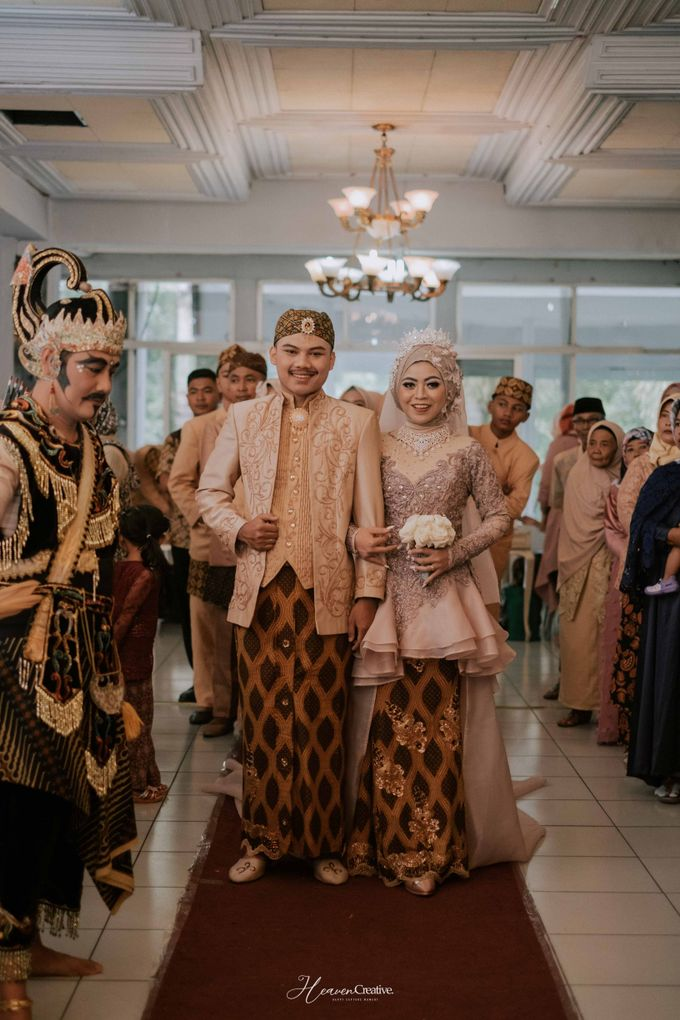 Risma and Ikhsan Wedding Candid by Heaven Creative - 012