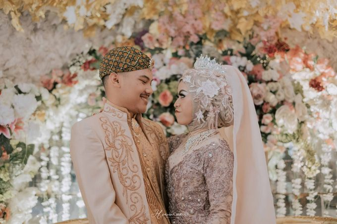Risma and Ikhsan Wedding Candid by Heaven Creative - 013