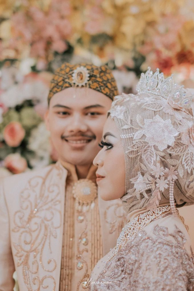 Risma and Ikhsan Wedding Candid by Heaven Creative - 015