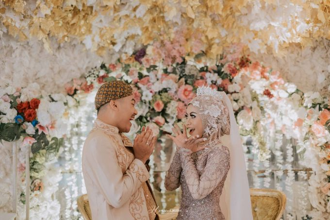 Risma and Ikhsan Wedding Candid by Heaven Creative - 017
