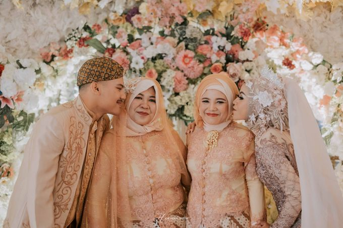 Risma and Ikhsan Wedding Candid by Heaven Creative - 018