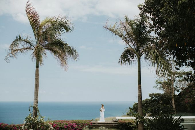 Environmental Friendly Concept Wedding decoration theme by Tirtha Bali - 001
