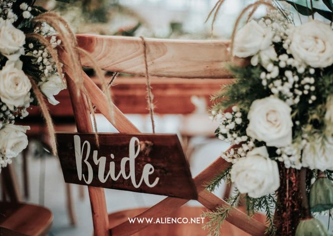 The Wedding Of Intan & Puja by Jakarta Souvenir - 017