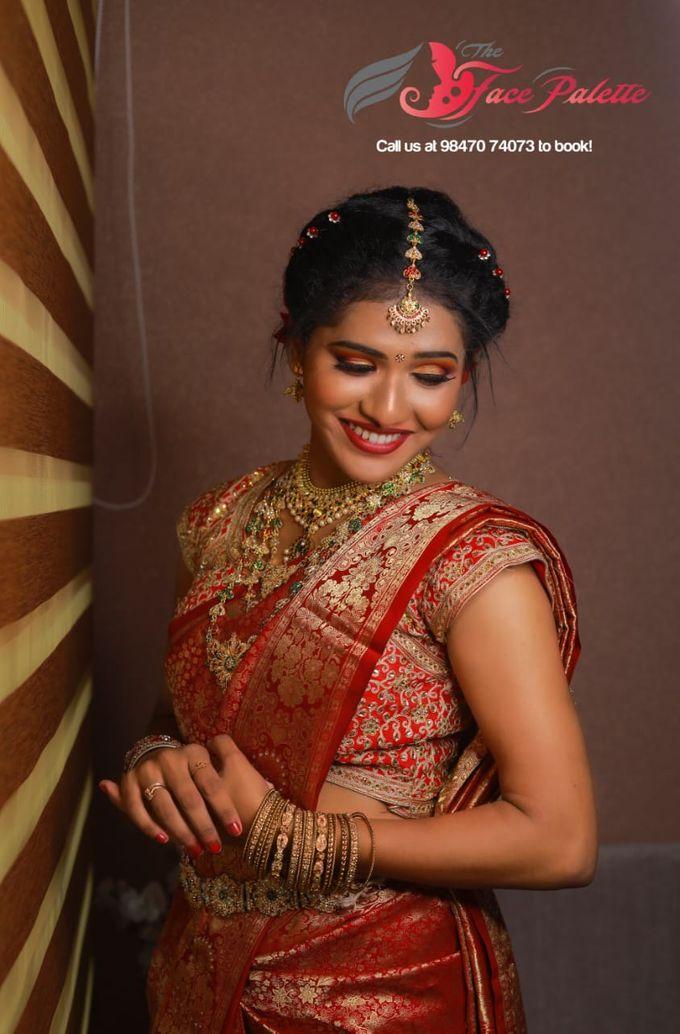 Weddings by Face Palette by Lekshmi Menon - 001