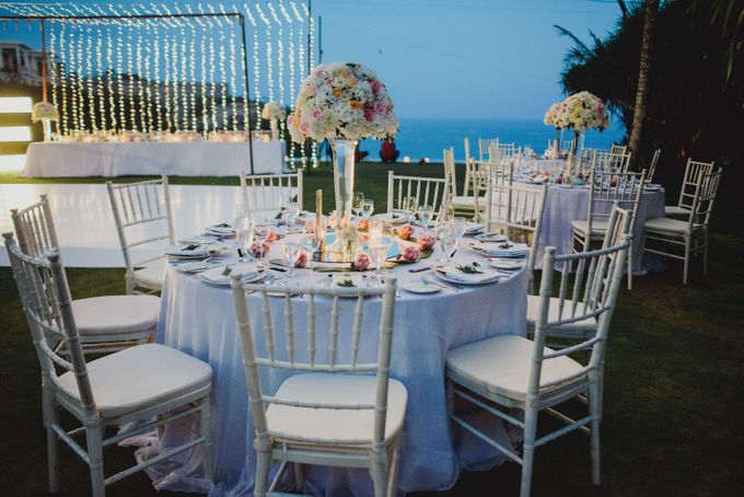 Wedding of Johanna & Michael by Lily Wedding Services - 012