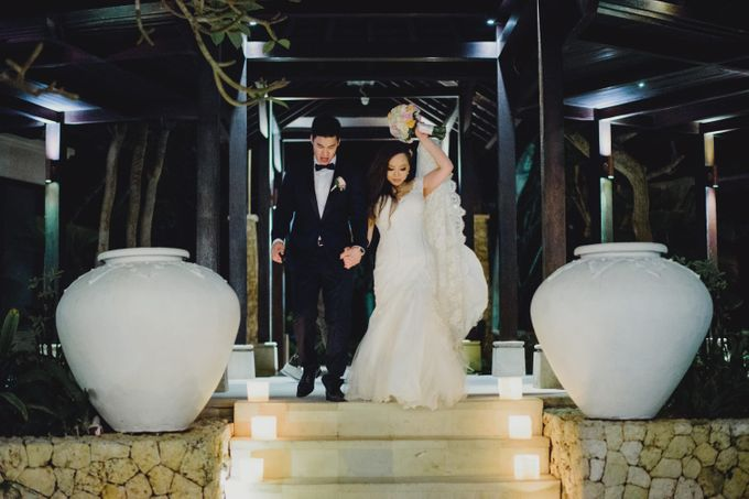 Wedding of Johanna & Michael by Lily Wedding Services - 015
