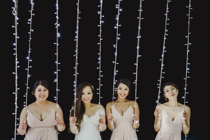 Wedding of Johanna & Michael by Lily Wedding Services - 016