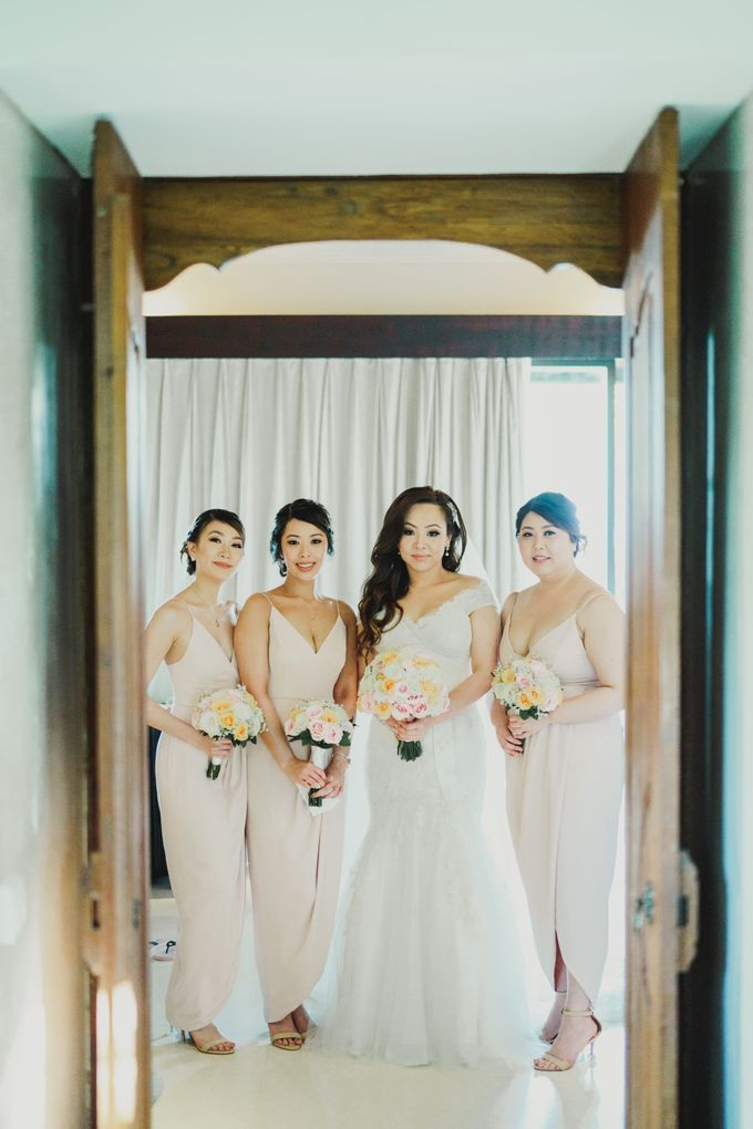 Wedding of Johanna & Michael by Lily Wedding Services - 006
