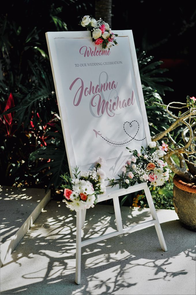Wedding of Johanna & Michael by Lily Wedding Services - 007