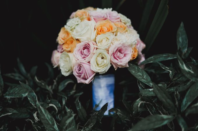 Wedding of Johanna & Michael by Lily Wedding Services - 008