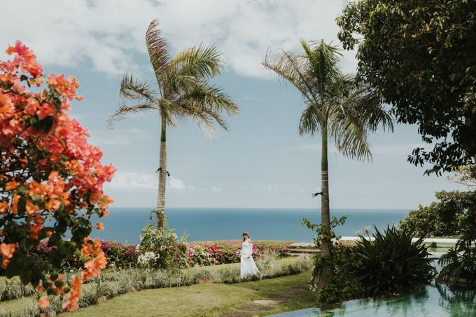 Environmental Friendly Concept Wedding decoration theme by Tirtha Bali - 002