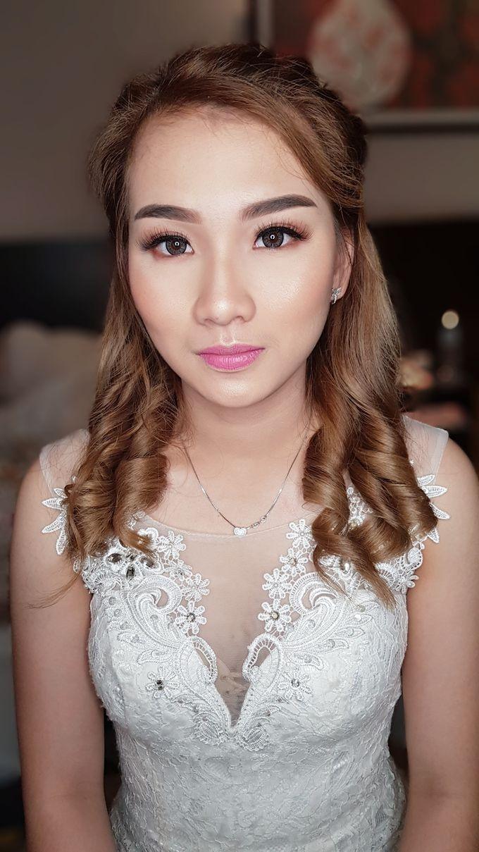 Prewedding Makeup by Junie Fang Makeup Artist - 009