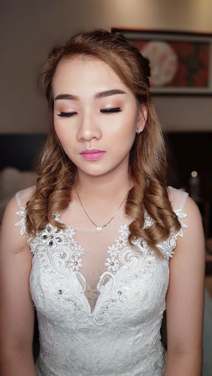 Prewedding Makeup by Junie Fang Makeup Artist - 008