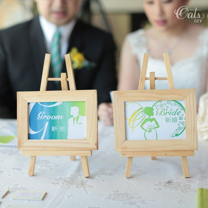 Table Display by Oats DIY - 002