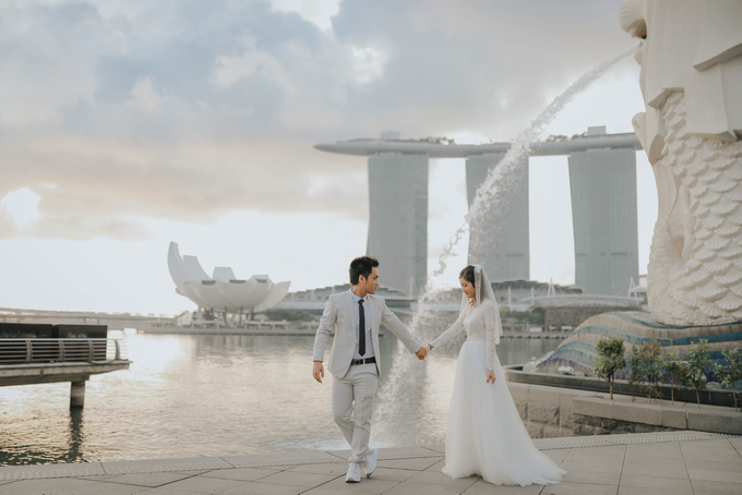 Singapore Landmarks by Bridelope Productions - 001