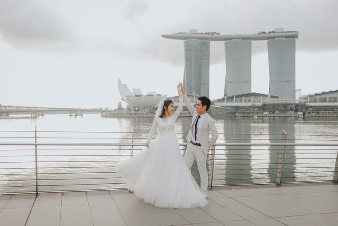 Singapore Landmarks by Bridelope Productions - 002