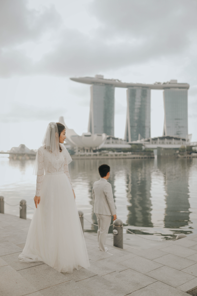Singapore Landmarks by Bridelope Productions - 008