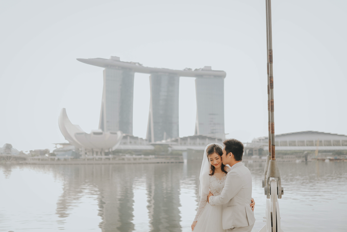 Singapore Landmarks by Bridelope Productions - 007
