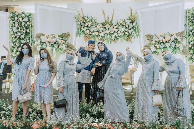 Shafira & Rafi Wedding Ceremony by Ayatana Wedding - 015