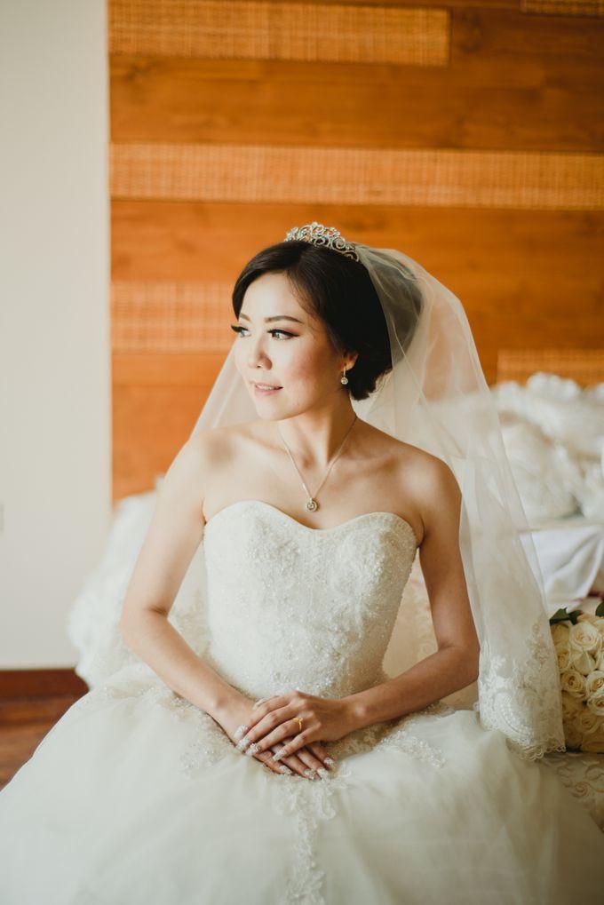 Willy & Ella Wedding at Phalosa Villa by Bali Wedding Planner - 001