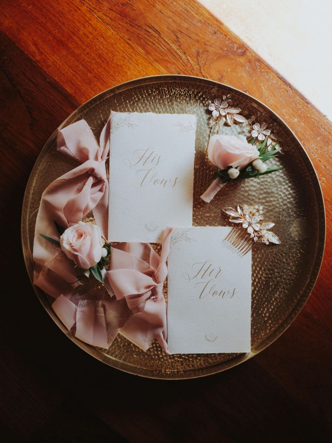 Wedding Of Laury & Stephane by Lily Wedding Services - 001