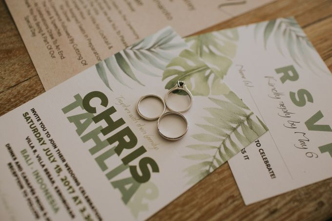 Wedding Tahlia & Chris by Lily Wedding Services - 001